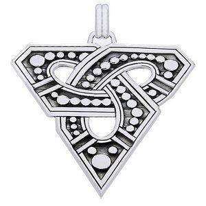 Norse Mammen Viking Art Pendant Necklace1