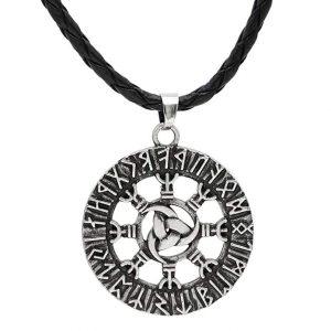 Triple Horn Of Odin Jewelry