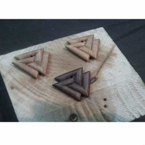 Chill-Casted-Valknut-Viking-Wooden-Earrings-1-600x600-1