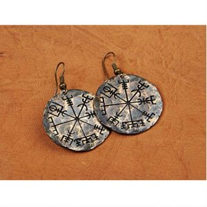 Hand-Hammered-Viking-Compass-Earrings11-600x600-1